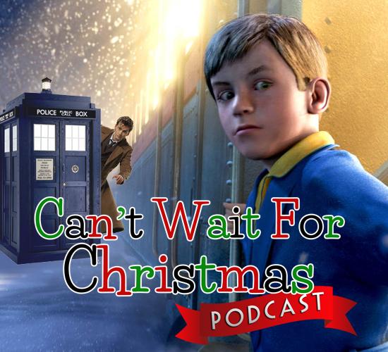CWFC 008 – Polar Express & Top 5 Doctor Who Christmas Episodes