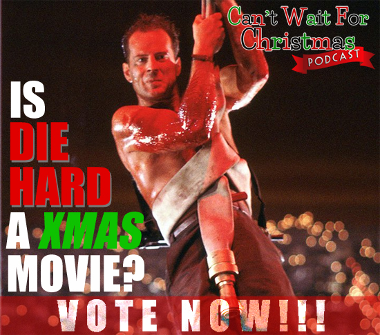 it is finally time to vote in the great die hard debate youll might even learn something new about die hard before we start the voting